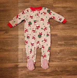 2T footie pajamas